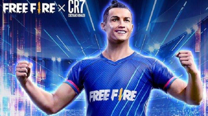 INILAH Tanda Meta Free Fire Rusak Karena Karena Duta Chorono Cristiano Ronaldo, Lengkap Kode Redeem