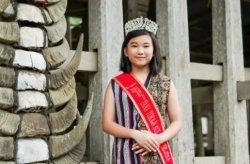 Gadis Cilik Asal Toraja Siap Wakili Sulsel di Indonesia's Girls 2021