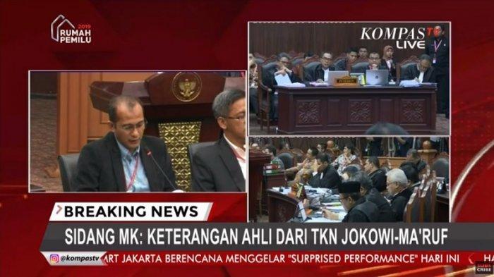 Profil & Kehebatan Prof Eddy OS Hiariej Saksi Ahli Tim Jokowi di MK 'Gugatan No Urut 02 Tak Relevan'
