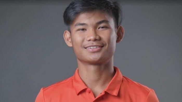 Profil Edgar Amping Pemain Muda PSM Makassar, Awalnya Winger Kini Wing Back