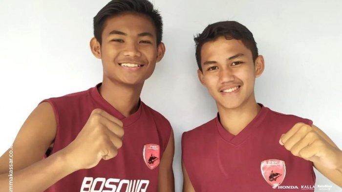 2 Jebolan Garuda Select Tunggu Panggilan PSM Senior, Jika Belum Jodoh Tak Tolak Ajakan Klub Liga 1