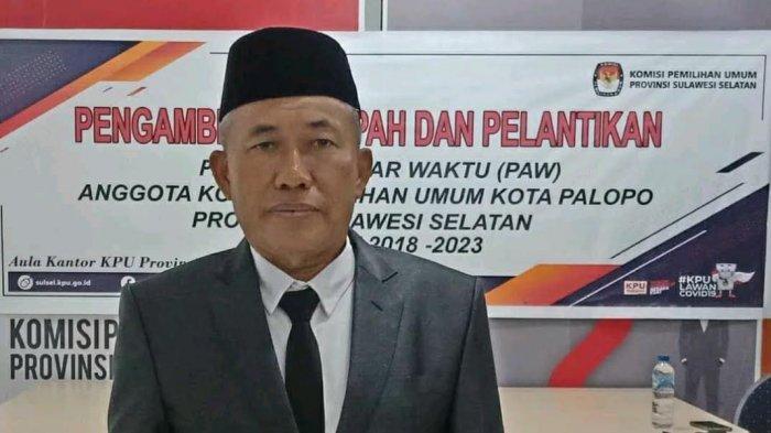 Siang Ini, Efendi Samaila Dilantik Jadi Komisioner KPU Palopo Gantikan Haris Mubarak