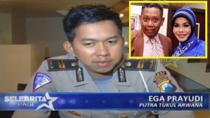 Ingat Ega Prayudi? Putra Tukul Arwana yang Jadi Perwira Polisi, Kini Kariernya di Polri Kian Moncer