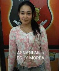 FDJ Sidrap Eghy Morena Penghina Institusi Kepolisian Juga Positif Narkoba, Dikenakan Pasal Berlapis?