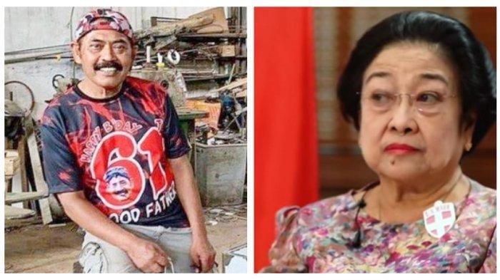 Kembali Jadi Tukang Las, Eks Wali Kota Solo Menangis Kenang Pengorbanan untuk Megawati Soekarnoputri