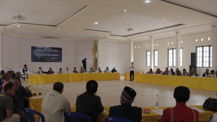 Eksponen Gelar Seminar Peringati 18 Tahun Kabupaten Mamasa