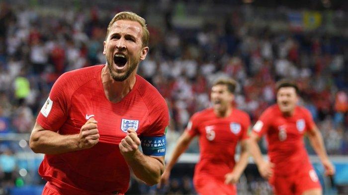 Live Streaming TV Online Inggris vs Skotlandia Duel Britania Tapi Harry Kane cs Diuntungkan Wembley
