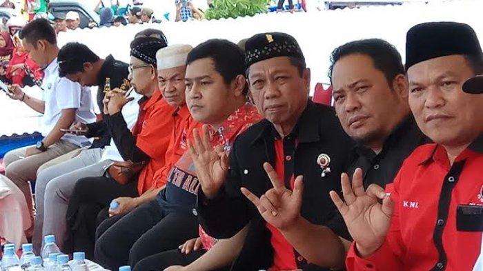 Ketua Bappilu PDIP Sulsel Turun Tangan Kampanyekan IlhamSAH