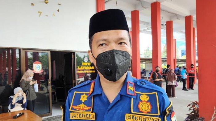 Tidak Sembarang Bergabung di Damkar Kota Makassar, Lolos Seleksi Harus Ikuti Latihan Ala Militer