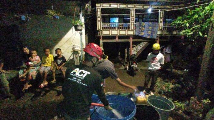 ACT Siapkan Air Bersih untuk Warga Tarowang Jeneponto