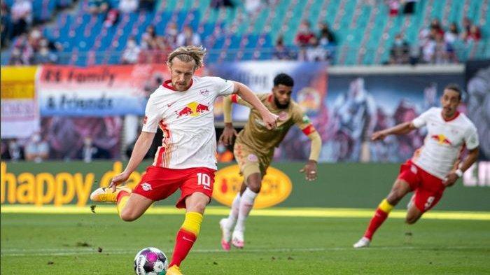 Hasil Bundesliga - RB Leipzig Kalahkan Mainz, Bayer Leverkusen Tertahan