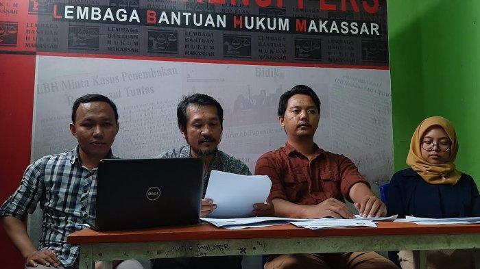 BREAKING NEWS: Menentang Arus Balik Oligarki, LBH Makassar Rilis Catatan Akhir Tahun 2019