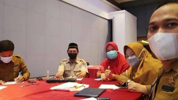 Persiapan KIPP Tingkat Nasional, Tiga Inovasi Luwu Utara Coaching Proposal di Makassar