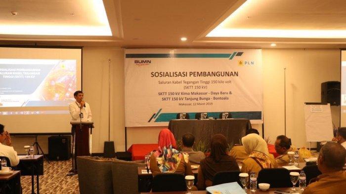 PLN UIP Subagsel Bangun Jaringan Transmisi Bawah Tanah di Makassar, Ini Lokasinya