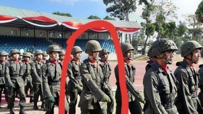 Video saat Prabowo Subianto Perbaiki Kerah Baju Taruna Akmil Enzo Zenz Allie, Mau Ikut Jejak Menhan