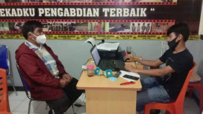 Judi Sabung Ayam di Wilayahnya, Kades Palesan Tana Toraja Diperiksa Polisi