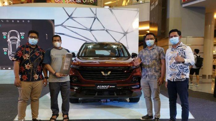 Wuling Almaz RS Mengaspal di Makassar, Harga Rp 375 Juta, Intip Keunggulannya
