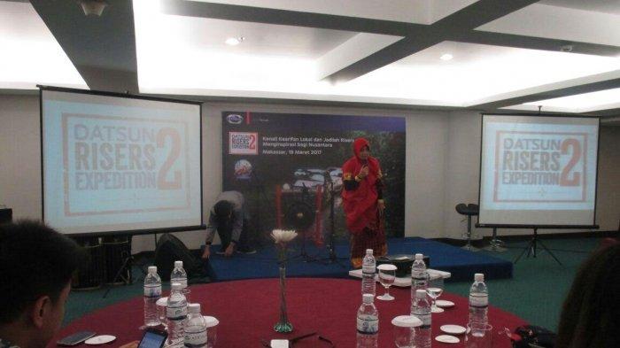 Datsun Ajak Wartawan ke Rammang-rammang