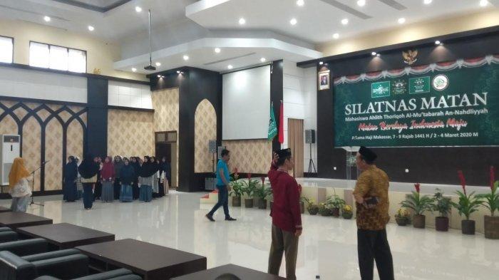 Besok, Menag RI Buka Silatnas Matan di Asrama Haji Sudiang