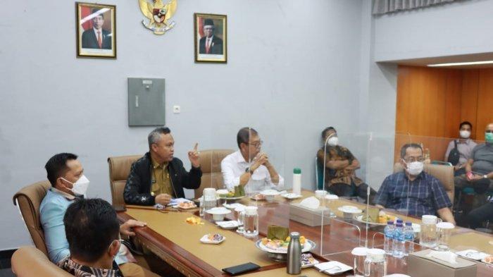 Pemkab Luwu Timur Harap Dukungan PT Vale Laksanakan Tes GeNoSe C19