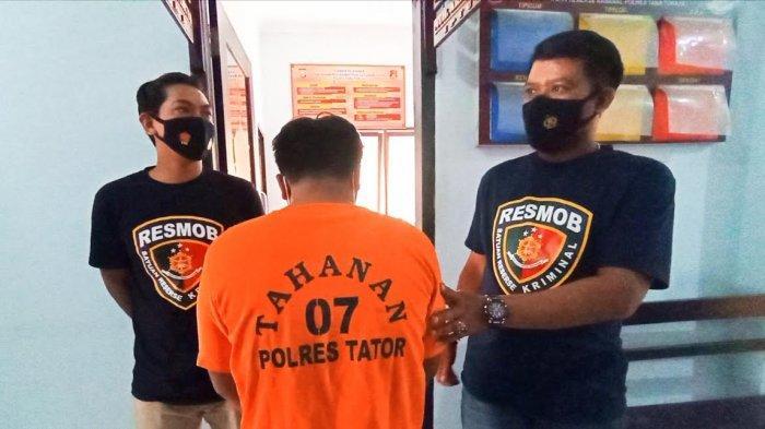 Lima Kali Beraksi, Spesialis Pencuri Rumah Kosong di Tana Toraja Ditangkap Polisi