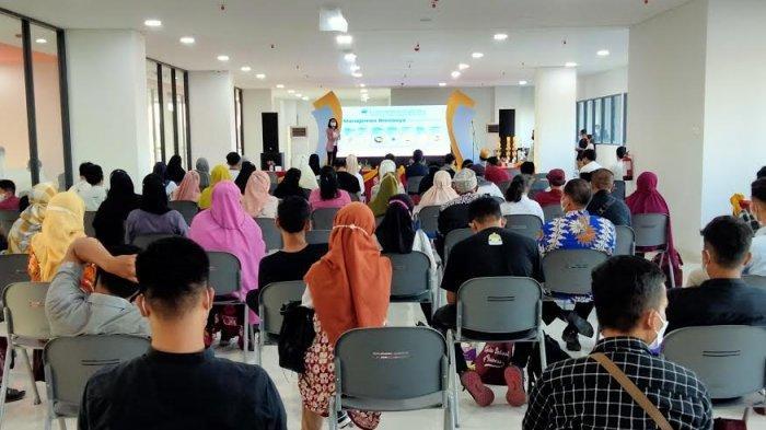 Tiga Finalis Perebutkan Juara di Muslim Festival Universitas Ciputra School of Bussines Makassar