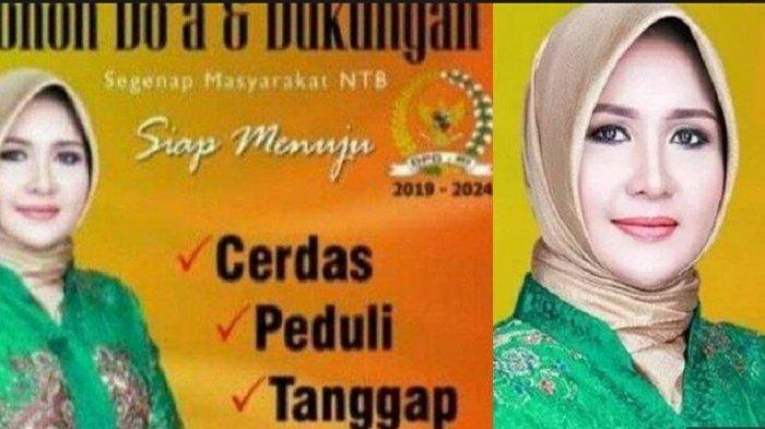 Evi Apita Maya Bantah Percantik Foto di APK Pemilu 2019: Masak Saya Pasang Foto Saat Bangun Tidur