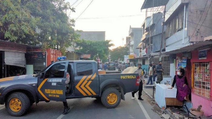 BREAKING NEWS: Eks Markas FPI Makassar Digeledah Densus 88
