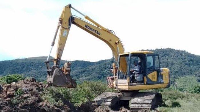 Pengurus IPMR Sebut Excavator Dinas PUPR Luwu Utara di Rampi Disewakan ke Warga, Per Jam Rp600 Ribu