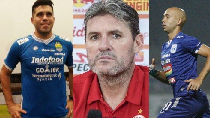 Bursa Transfer- Hari Ini Tutup Kans Fabiano Beltrame di Persib? Bruno Silva ke PSIS! Nasib Banuelos?