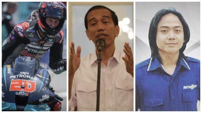 Quartararo Juara MotoGP, Jokowi Bubarkan 18 Lembaga dan Tes Swab, Kejanggalan Tewasnya Yodi Prabowo