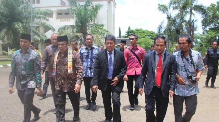Bawakan Kuliah Umum di UIN Alauddin, Menteri Agama Bahas Wawasan Kebangsaan