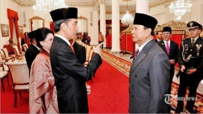 Jubir Istana Fadjroel Rachman Pastikan Prabowo Subianto Dicopot dari Menhan oleh Jokowi Jika