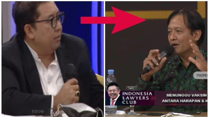 Siapa Prof Henri Subiakto Dipermalukan Fadli Zon di ILC TV One Depan Karni: Nggak Mutu Banget Sih