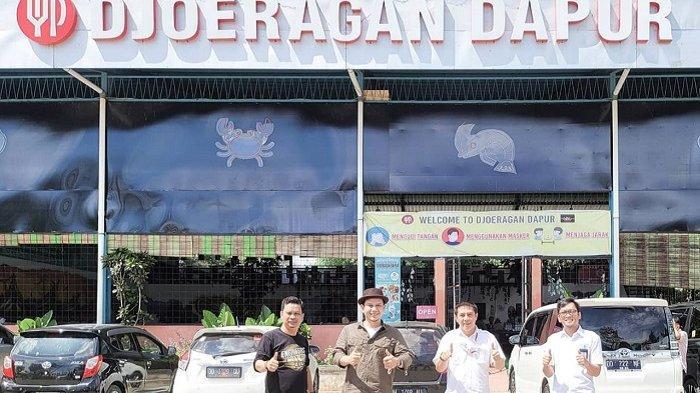 Fadly Padi Cicipi Kepiting Hambur Menu Andalan Djoeragan Dapur: Ini Aslinya Massipa