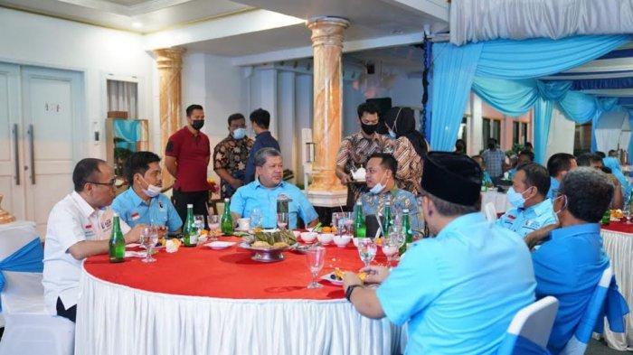 Dikunjungi Fahri Hamzah, Andi Sudirman Sulaiman: Saya Hanya Berpikir untuk Masyarakat