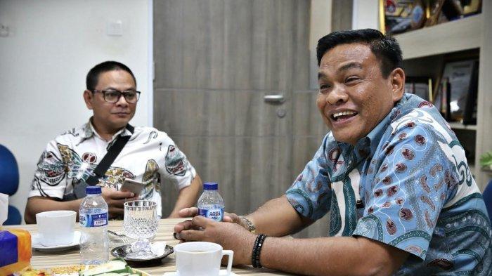 Dua Periode jadi Bupati di Kampung JK, Fashar Padjalangi Siap Tarung di Pilgub: Saya Bisa Diandalkan