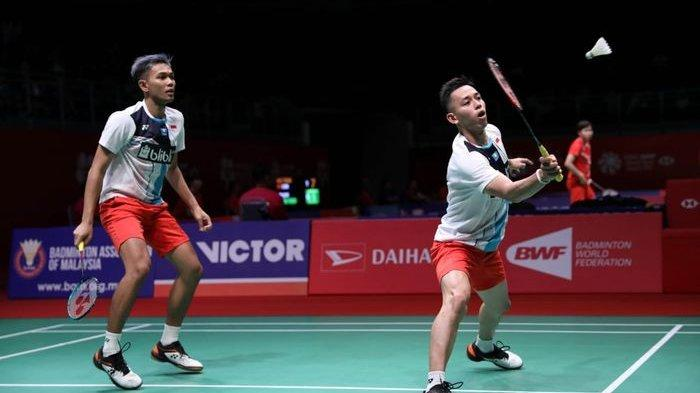 Jadwal Wakil Indonesia di Malaysia Masters 2020 Hari Ini, 'Perang Saudara' Minions dan Fajar/Rian