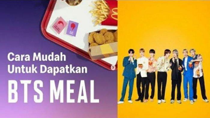 Dampak BTS Meal di Indonesia, McDonald's di Jakarta Disegel, di Makassar Dibubarkan