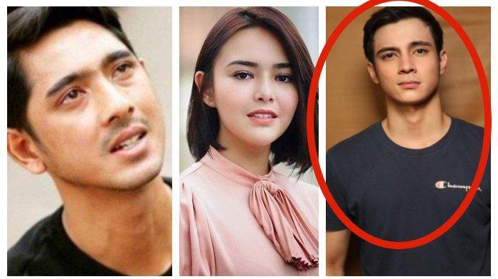 Fakta dan Foto-foto Carlo Malik, Pemain Baru Ikatan Cinta Saingan Al, Aktor Ganteng-ganteng Serigala