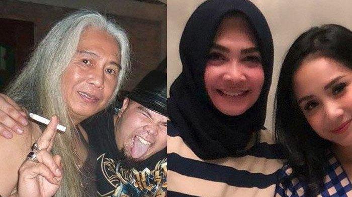 Fakta dan Foto-foto Maureen Christy Ibu Tiri Nagita Slavina, Bandingkan dengan Mama Rieta