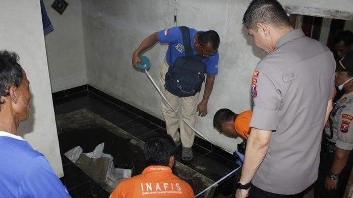 Fakta Jasad Pria Jember Dicor di Bawah Musala, Dikubur Tiga Lapis, Polisi Harus Kerja Keras Menggali