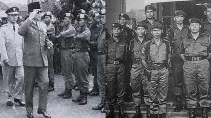 8 Fakta Pasukan Cakrabirawa, Paspampers Soekarno yang Nasibnya Berakhir Miris
