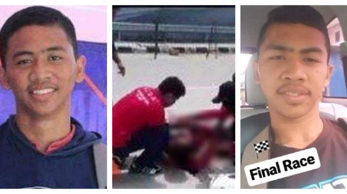 5 Fakta Pembalap Majene Ilham Pramudya Tewas Kecelakaan saat Balapan Road Race Kapolresta Mamuju CUP