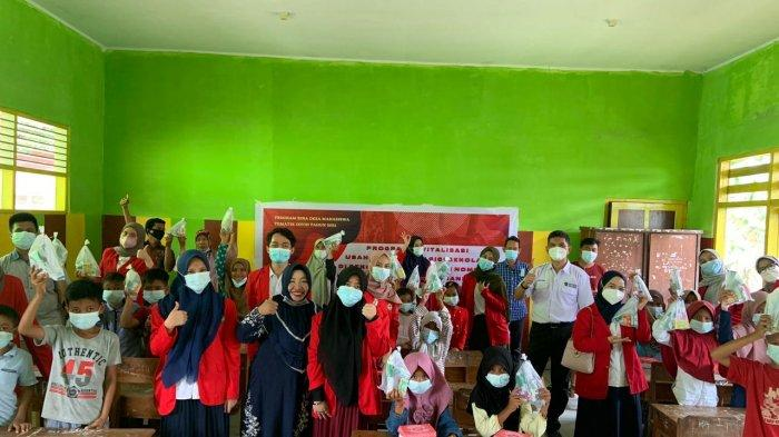 FKG Unhas Sosialisasi Revitalisasi UKGS di SDN 35 Maccini Takalar