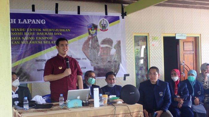 Fakultas Perikanan dan Kelautan UMI Gelar Sekolah Lapang Budidaya Udang di Pangkep