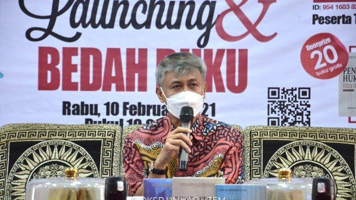 Fakultas Hukum Unhas Bedah Buku Prof Irwansyah