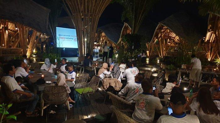 Perkuat Barisan Hadapi Pilkada 2020, 150 Karyawan JSI Family Ghatering di Bali