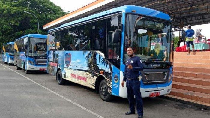 Mau Liburan ke Bira tapi Tak Punya Kendaraan? Dishub Bulukumba Sediakan Bus Gratis Setiap Minggu