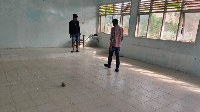 BEM se-Unasman Polman Desak Perusak Fasilitas Kampus Ditangkap